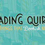 Reading quirks, la tira cómica sobre manías lectoras