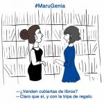 La tira de la Botica: viñetas con humor librero